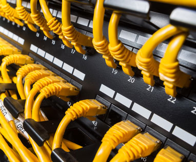 feature-data comm, low voltage cabling