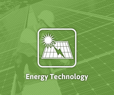 Energy Technology division at Lemberg Electric Company, licensed electricians near Milwaukee.