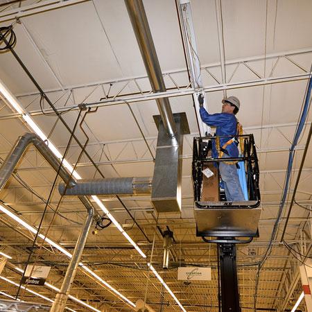 Creation Technologies, electrical service near Milwaukee
