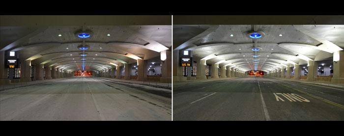Wisconsin Center Tunnel