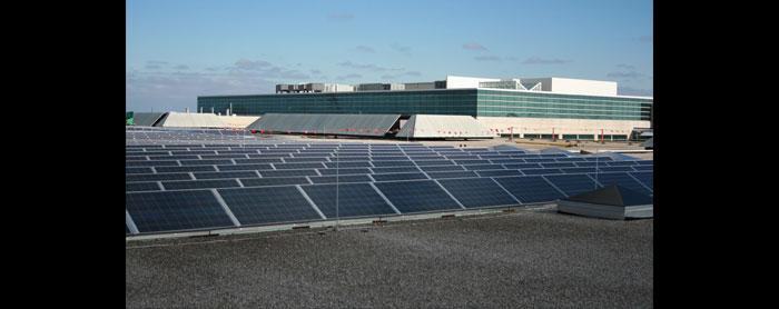 GE Solar panels