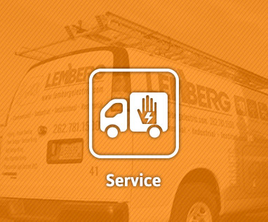 Electrical service division, quality electricians, Milwaukee