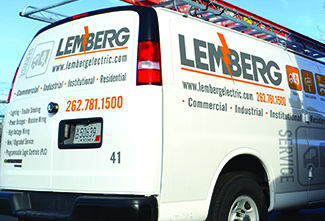 Lemberg Service truck