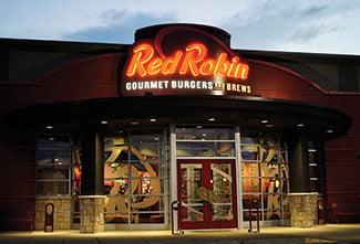 Red Robin Restaurant, Brookfield, Wisconsin (a Lemberg client)