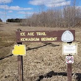 Hike-Kewaskum