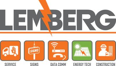 Lemberg Logo Vertical