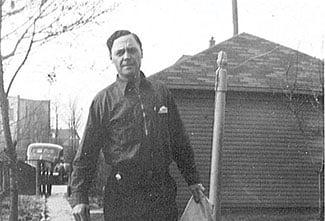 William Lemberg circa 1939
