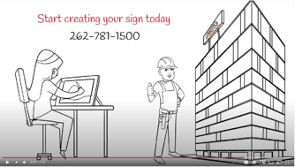 Process Explainer Video, Lemberg Signs