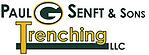 Paul_G_Senft and Sons Trenching logo