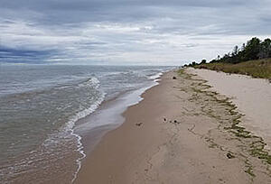HagensHikes_LakeMichiganBeach