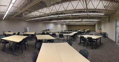 Training Center at Lemberg, 2016