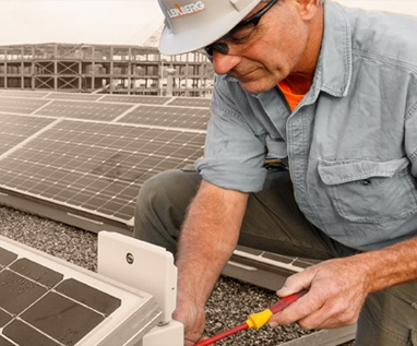 Lemberg Energy Technologies PV Panel Commercial Electricians