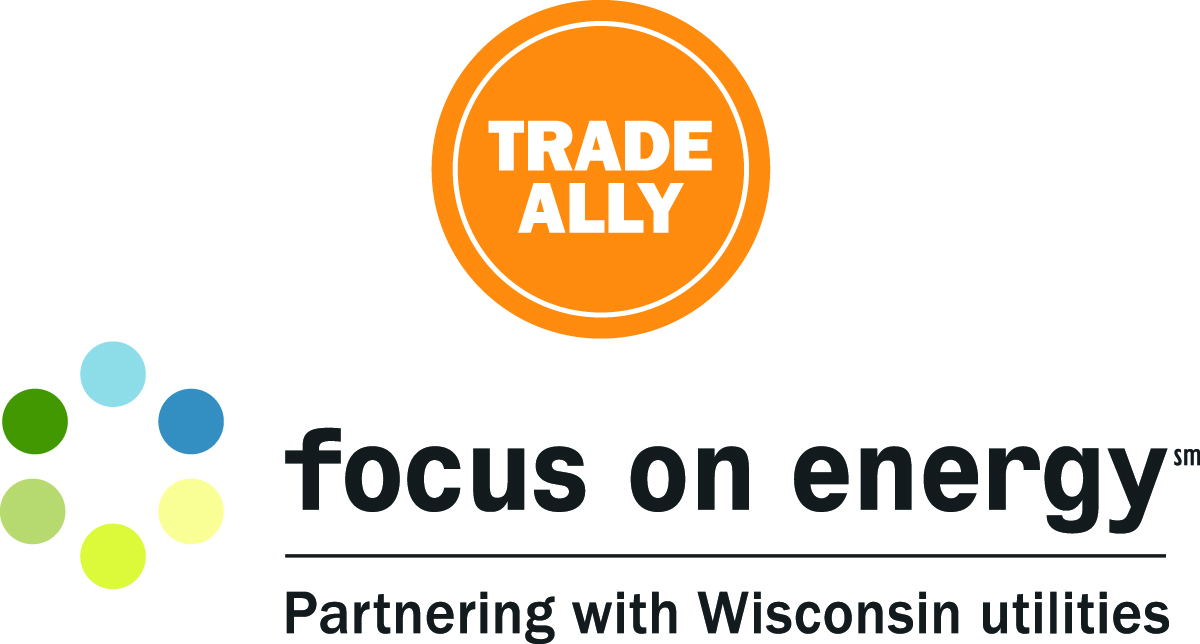 Lemberg is a Gold Level Trade Ally for Wisconsin's Focus on Energy