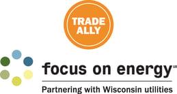 Lemberg, platinum level ally, Focus on Energy lly logo