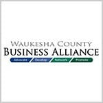 Logo for Waukesha County Business Alliance