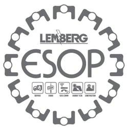 Lemberg ESOP logo, 1992