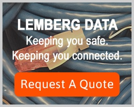 image: Lemberg Data, Keeping you Safe and Connected- Request a quote.